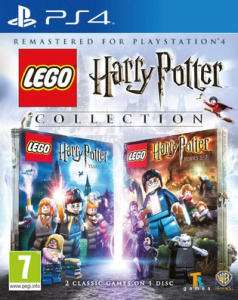 LEGO Harry Potter Collection (PS4) für 13,57€ (Mymemory)