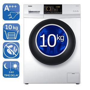 [ebay / Rotcom] Waschmaschine Frontlader A+++ Haier HW100-14829 10kg Schontrommel Kurzprogramm
