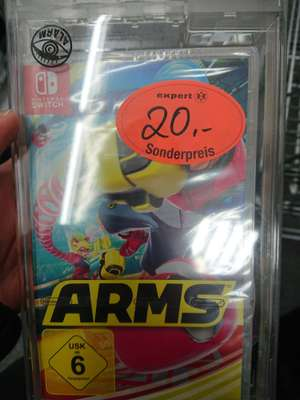 Nintendo Switch Arms in Weißenfels Local
