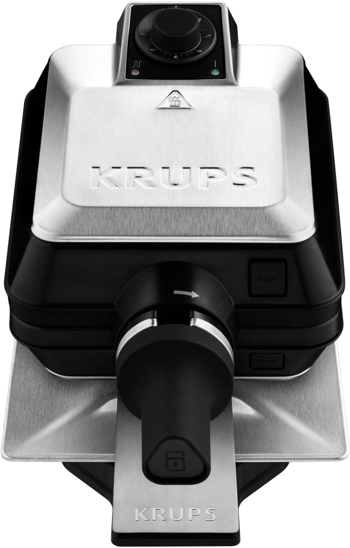 Krups FDD95D Waffeleisen Professional