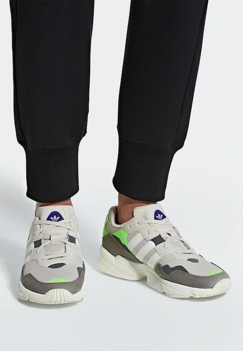 Adidas Originals Yung 96 in grün-grau (weitere Farben vorhanden)