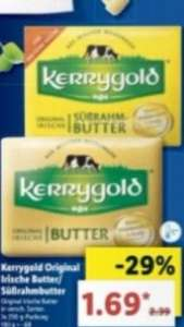 [Lidl] Kerrygold Butter 1.69€