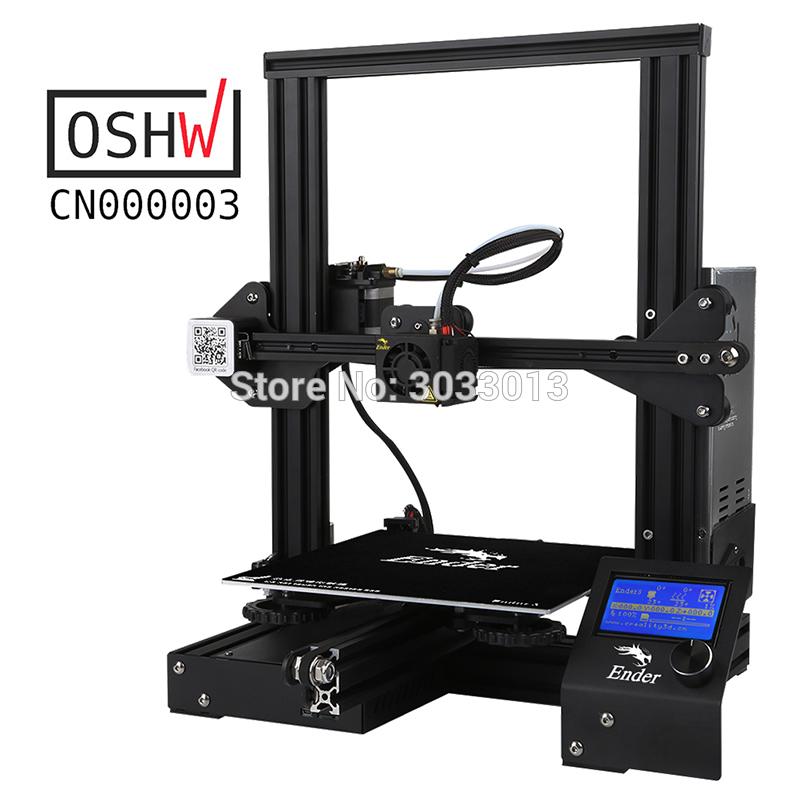 [Aliexpress] Creality3D Ender 3 - DE Lager - Bausatz 3D Drucker für 152,80€