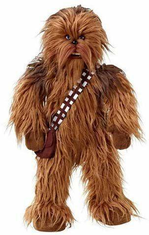 Star Wars Chewbacca (00825J) - sprechende Mega-Plüschfigur, 65 cm (Amazon-Prime)