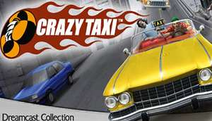 SEGA - Crazy Taxi für 1,19€ (Steam)