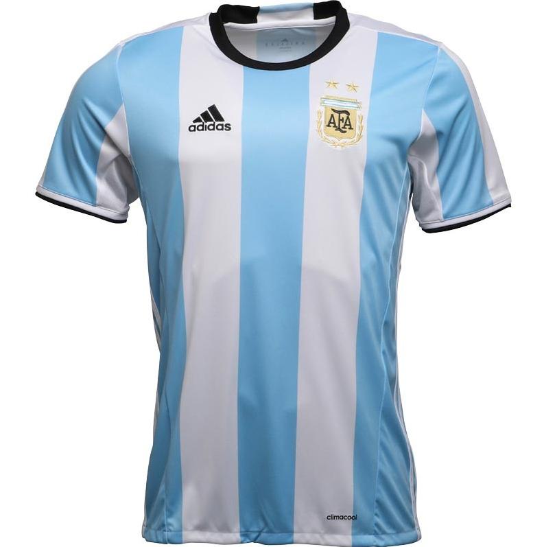Adidas Herren Argentinien Home-Trikot (2016) S - XXL [mandmdirect]