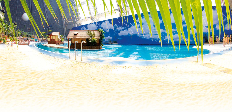 Tropical Island - Frühbucherrabatt 30 Prozent auf diverse Termine