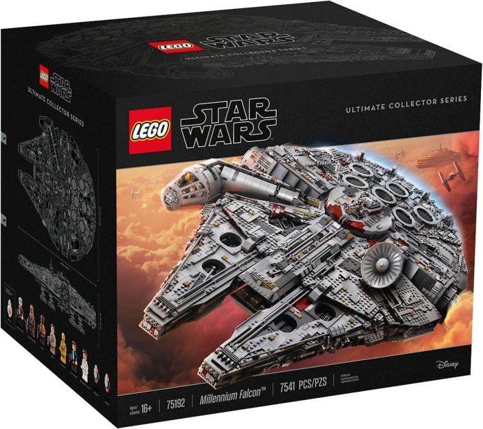 LEGO Star Wars Millennium Falcon 75192 für 577,99€! (15% Sovendus + 7,5% PAYBACK + 2% NL)