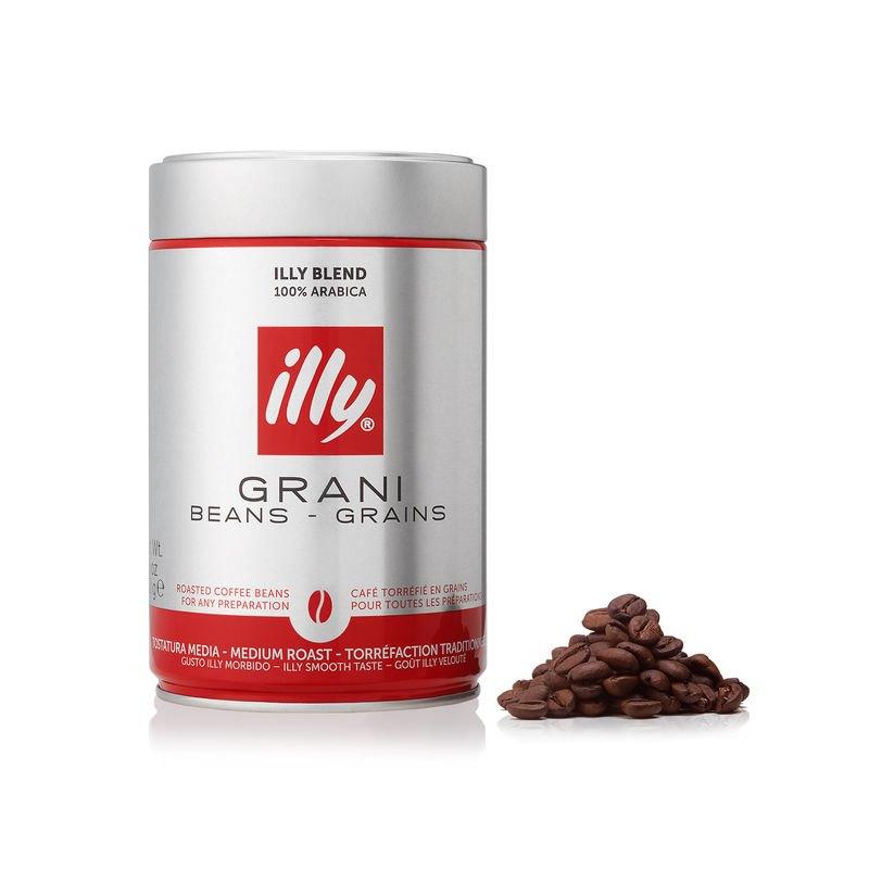 [Amazon] illy Espresso ganze Bohne, mittlere Röstung, 250 g für € 5,99