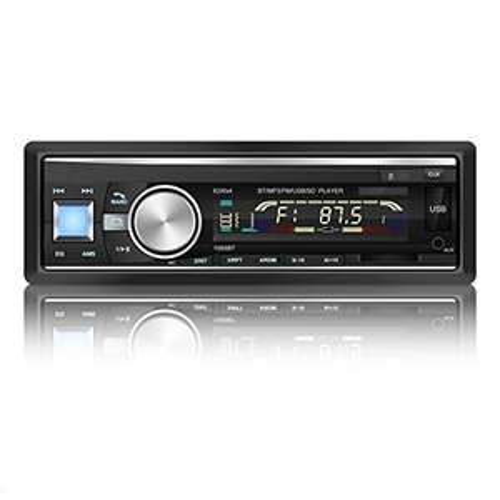 [Amazon.es Tagesdeal]  1068 Bluetooth V2.0 Car Audio Mp3 Player - BLACK - Autoradio