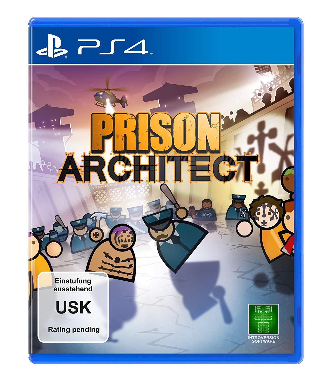 Prison Architect (PS4) für 13,80€ (Amazon IT)