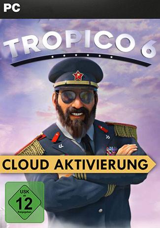 Tropico 6 (PC/Mac/Cloud-Aktivierung - Steam -) nur 18,59 €, statt 24,58 €  ( GameLaden )
