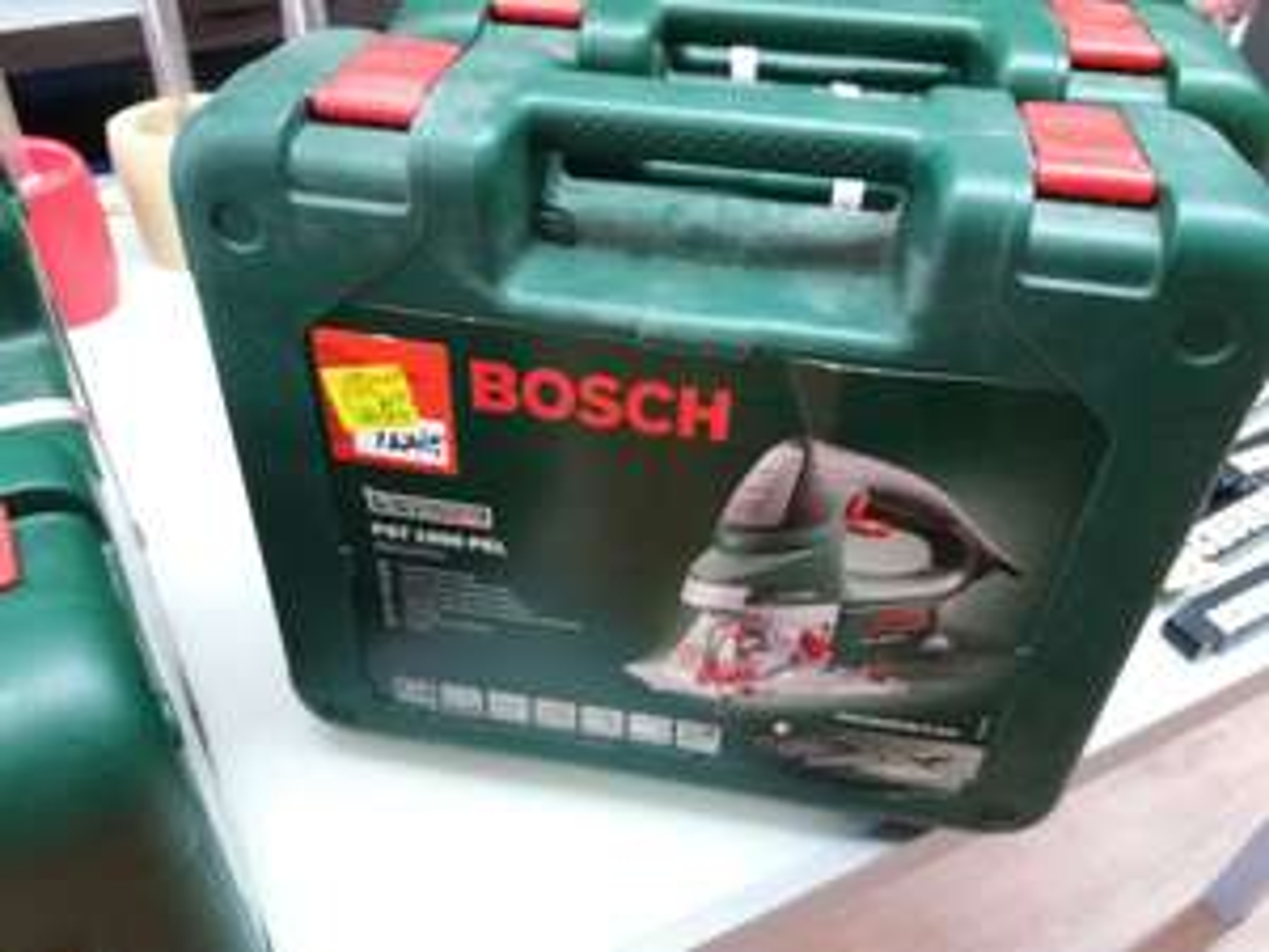 (Lokal) Bosch PST 1000 PEL im Bauhaus Heidelberg Innenstadt