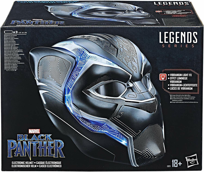 Marvel Avengers - Legend Series: Black Panther, elektronischer Helm für 46.69€ inkl. VSK nach DE (Fnac.fr)