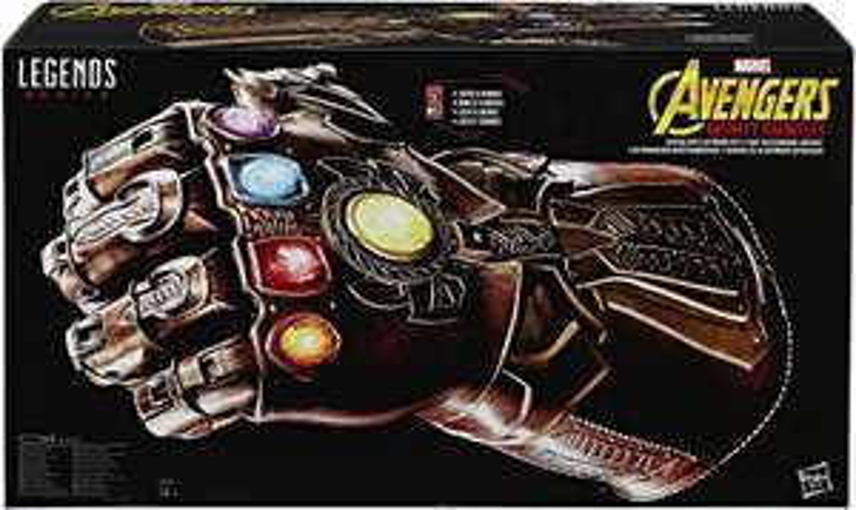Marvel Avengers Legend Series (E0491) - Handschuh der Unendlichkeit für 46.83€ inkl. VSK nach DE (Fnac.fr)