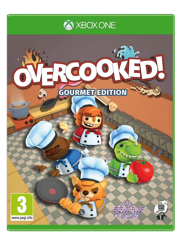 Overcooked -  Gourmet Edition (Xbox One) für 13,80€ (Amazon.it)