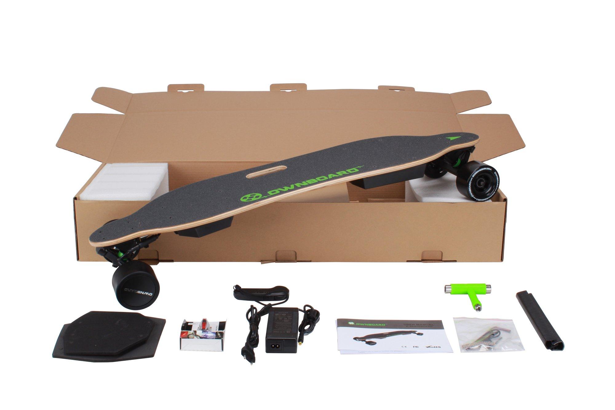"""Ownboard W1S (38"""") Electric Skateboard"""