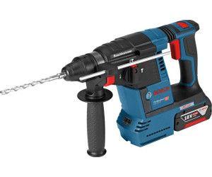 Bosch GBH 18V-26 F Profi Akku-Bohrhammer SDS plus solo (ohne Akku, Ladegerät, Lboxx) [Bauportal24]