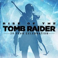 [PSN Store] Rise of the Tomb Raider: 20-jähriges Jubiläum (PS4)