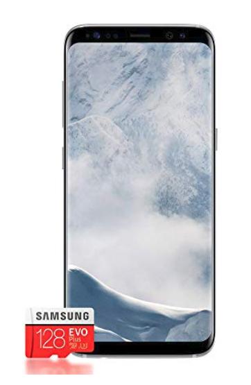 [Amazon.it WHD] Samsung Galaxy S8 64 GB Bundle (mit 128 GB Speicherkarte)