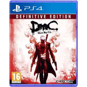 Devil May Cry: Definitive Edition Playstation 4 Ps4
