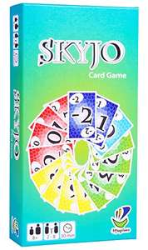 SKYJO - lustiges Kartenspiel für Jung und Alt [Prime]