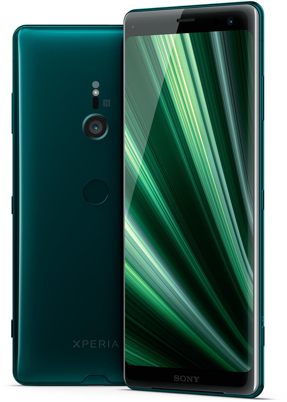 Smartphone Fieber bei Media Markt - z.B. Sony Xperia XZ3 Forest Green 64GB, Huawei Y6 (2018) in schwarz, silber oder gold für 95€