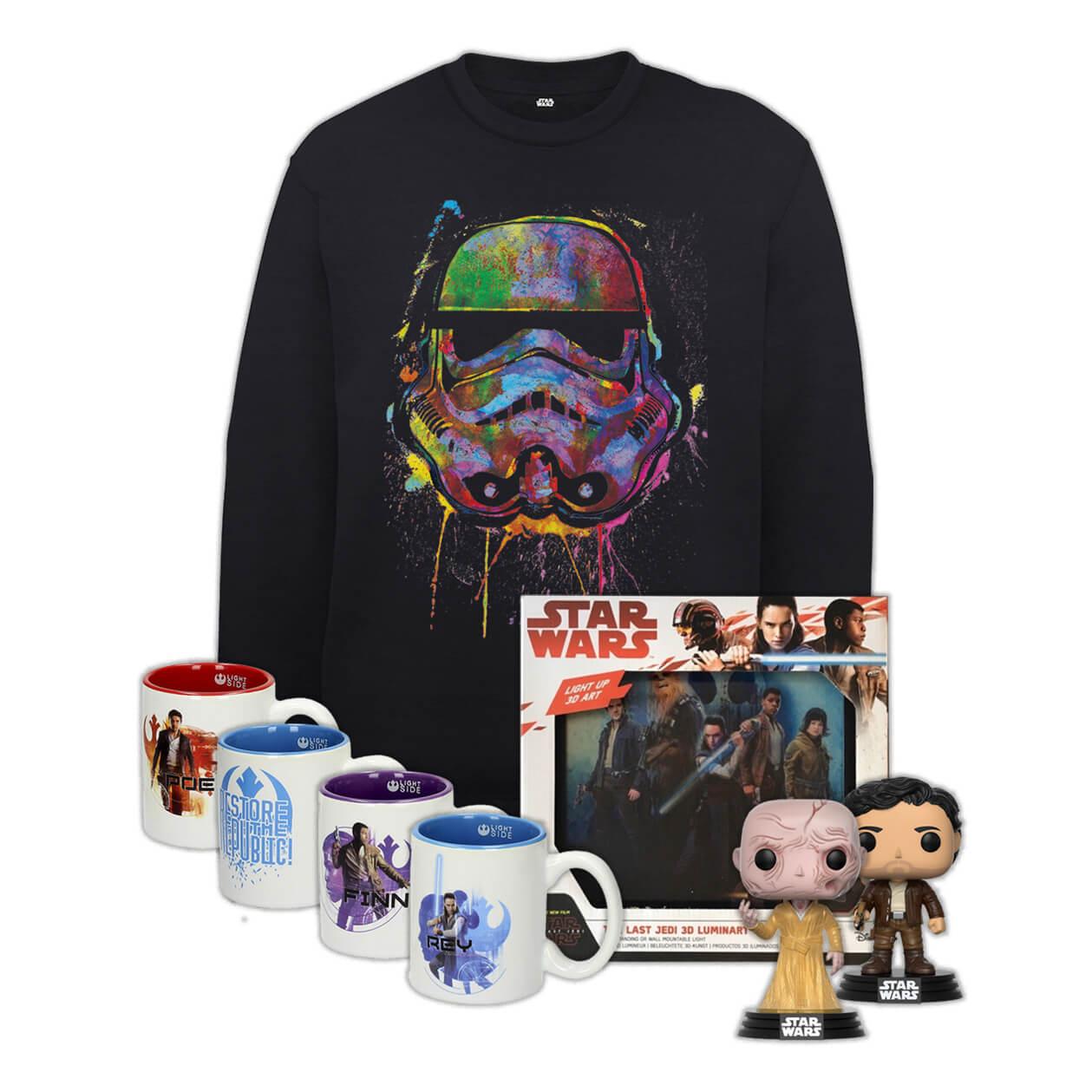 Star Wars Geschenke Set Full Force Bundle