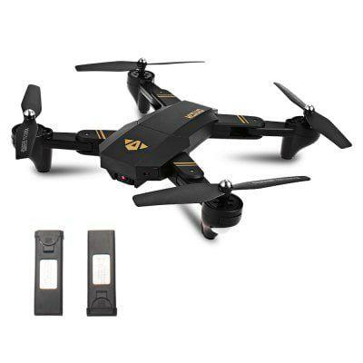 TIANQU XS809W Drone - Faltbar, schwarz (mit Kamera)
