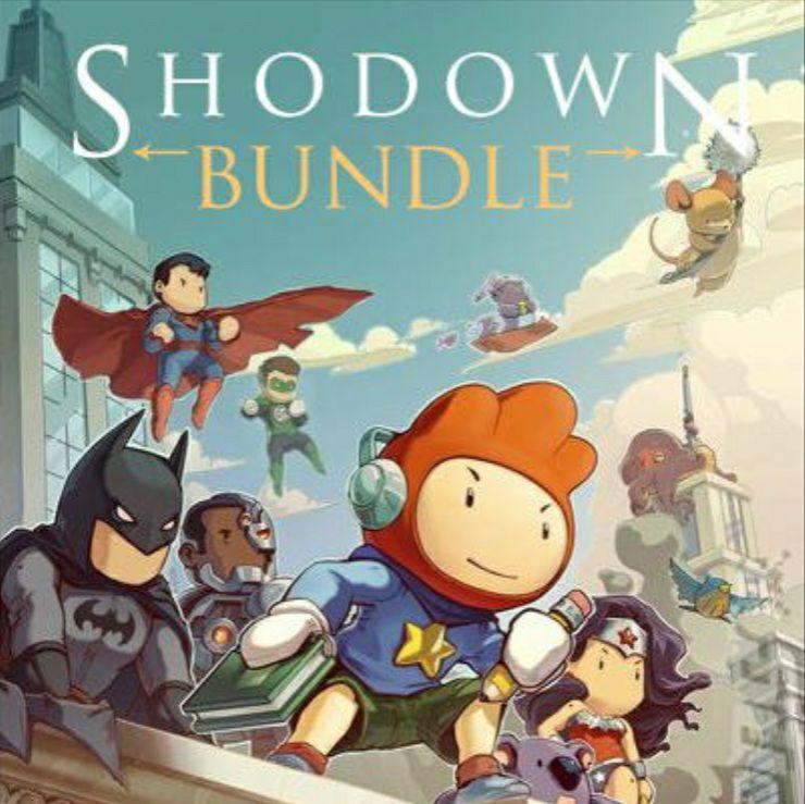 Showdown Bundle: Scribblenauts Unmasked + Forced Showdown + Eon Altar - 1 & 2 + Starwhal + Joggernauts (Steam) für 3.69€ (Fanatical)