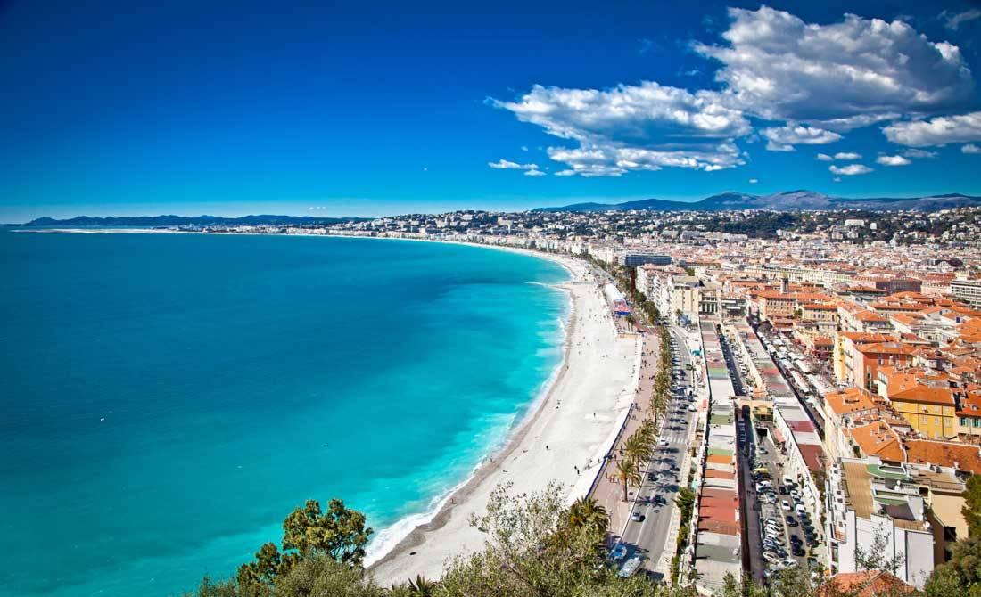 Flüge: Frankreich ( April 2019 ) Hin- und Rückflug von Stuttgart nach Nizza ab 14,45€
