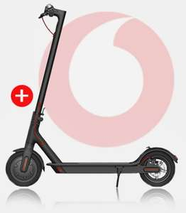 Vodafone Red Internet & Phone 500 Kabel + Xiaomi Mi Electric Scooter M365 für einmalig 79€ + 100€ Onlineguthaben
