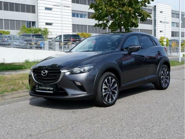Mazda CX-3 2.0 FWD Signature (121PS) (Privat und Gewerbe)