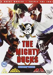 The Mighty Ducks Collection [UK Import] (Amazon)