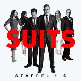 Suits Staffel 1 - 6 | iTunes | HD | einzelne 9,99€