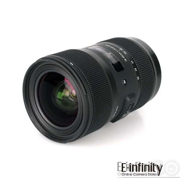 Grauimporte Z.b.: Sigma Art 18-35mm f1.8 DC HSM EF