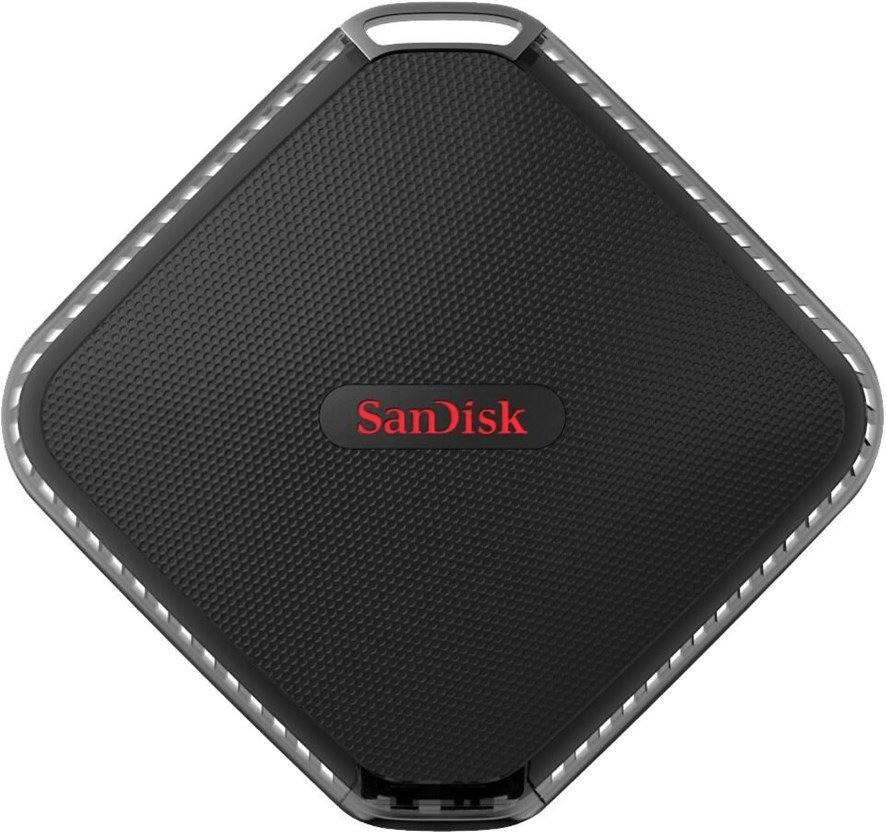 SanDisk Extreme 500 Tragbare SSD 500GB bis zu 430 MB/Sek. (Gravis Filialen Abholung)