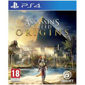 Assassin's Creed: Origins (PS4) für 22,65€ (Mymemory)
