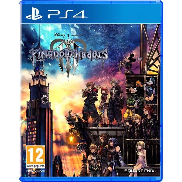Kingdom Hearts 3 (ps4) (wahrscheinlich PEGI) für 44,99 versandkostenfrei