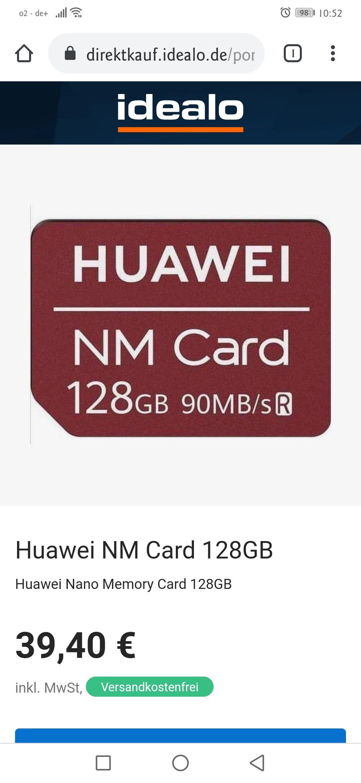 Huawei Memory Card 128GB