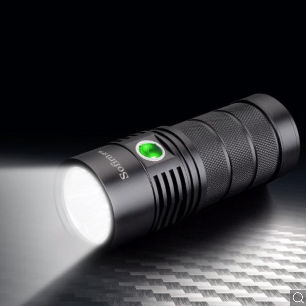 LICHTMONSTER Sofirn SP36 LED Taschenlampe mit 6000 Lumen [gearbest.com]