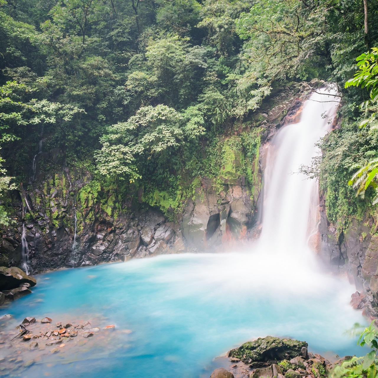 Flüge nach Costa Rica (San José) ab 435€ Hin und Rückflug von Berlin, Hamburg, Düsseldorf, München, Frankfurt und Stuttgart (Mär - Nov)