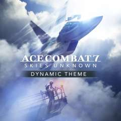 ACE COMBAT 7: SKIES UNKNOWN - Dynamic Theme 2 kostenlos PS4