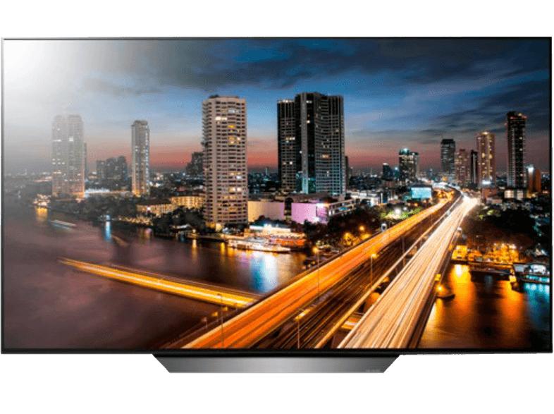 "[Media Markt + Paypal] LG Electronics OLED OLED65B8LLA - 65"" 4K UHD Smart TV (120 Hz, 10bit, Twin Tuner)"