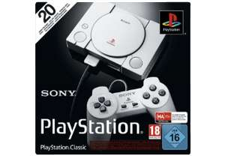 Sony PlayStation Classic [Saturn Abholung PayPal Direktabzug]