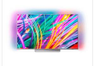 """[saturn+Masterpass] Philips 55PUS8303- 55"""" 4K UHD Smart TV (IPS, Edge LED, 120 Hz, 10bit, 3-seitiges Ambilight)"""