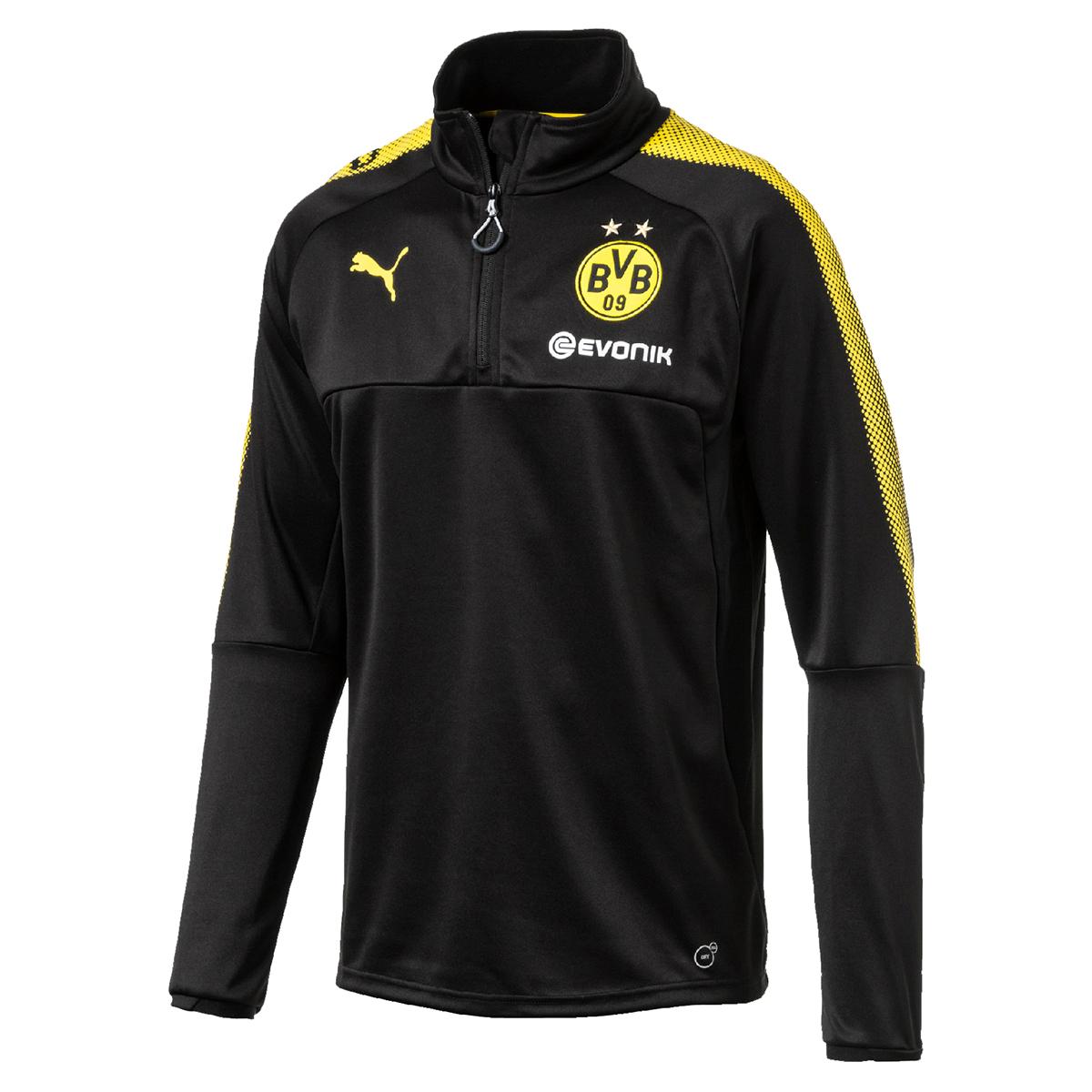 Puma BVB Borussia Dortmund Sweatshirt 1/4 Zipper oder Hoody für 19,99€ @ Sneakerprofi