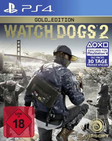 Watch Dogs 2 Gold Edition (Ps4 & Xbox One) für je 3€, Mortal Kombat X für 3€ & Titanfall 2 für je 3€ [Lokal Expert Holzminden]