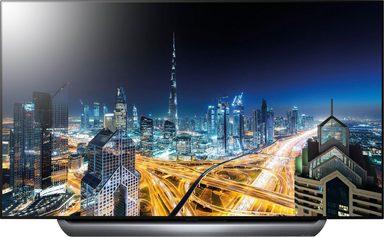 LG OLED65C8LLA OLED-Fernseher (164 cm/65 Zoll, 4K Ultra HD, Smart-TV)