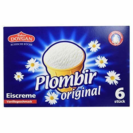 Plombir Eis verschiedene Sorten (ebenso bei Lidl in der Woche für 0,20€ mehr) & Dr. Pepper in der 0,33l Dose für 0,59€